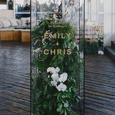 Perspex flower box