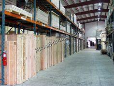 nicksbuilding.com warehouse of in stock doors