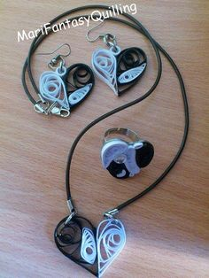 Hey, I found this really awesome Etsy listing at https://www.etsy.com/listing/217538494/paper-quilling-earrings-necklace-and