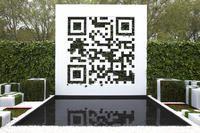 The QR Code Garden. Designed by: Jade...00066265
