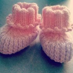 Stivalini neonata