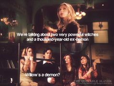 """Buffy The Vampire Slayer - """"Checkpoint"""" Great episode where Buffy finally realizes her power."""
