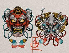 up for grabs @thrivestudios and @stevestontattoocompany #tengu #ink #inked #asiantattoo #irezumi #horimono #wabori #tattoos #oni #demon #mask #masks #japanese #neojapanese #japanesetattoo #tattoo #digital #digitalart #tattoo #upforgrabs #ipad #ipadpro #ipadprotattooteam #procreate #asian #asiantattoo #irezumicollective #tattoodo #asian_inkandart #asian_inkspiration #thebesttattooartists #tattoo_art_worldwide