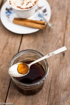 DIY Pumpkin Spice Syrup. Pumpkin Spice Latte is a perfect finish to any romantic dinner.