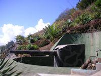 Bateria da costa, na Nazaré, Funchal, Madeira.