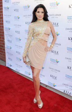 RHOBH Joyce Giraud at Kyle Richards Hosts Fashion Fundraiser Benefitting Children's Hospital Of Los Angeles