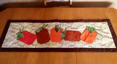 LAC Pumpkin Table Runner 8-2014