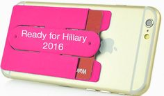 Ready for Hillary 2016  www.KangarooKickllet.com