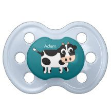 Old MacDonald's Cow Pacifier