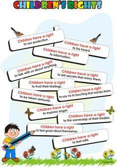 Essay on children rights