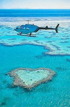 Great Barrier Reef Heart, Australia