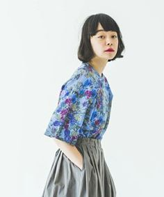 CHECK PT TOP #SINDEE #Kanoco #fashion