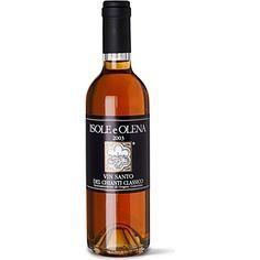 ISOLE E OLENA Vin Santo 2003 375ml  wine / vino Spain