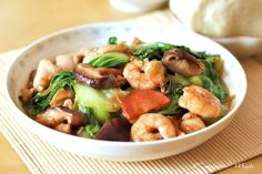 #food #uk 香菇虾仁炒油菜 by jiuyuefeng543211 https://twitter.com/buydianaboluk