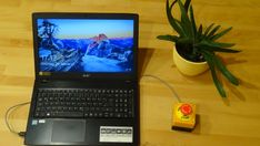 Not-Halt-Taster als Windows Locker Computer, Arduino, Lockers, Windows, Prints, Do It Yourself, Tutorials, Projects, Creative
