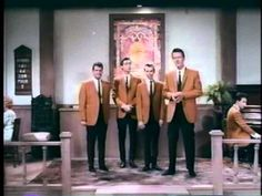 J D Sumner & the Stamps Just a Closer Walk With Thee, and Old Brother Noah - YouTube