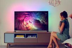 Philips presentó su Smart TV Android con resolución 4K | Informe21.com