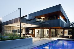 FOUNDSPACENZ — Salmon Residence - Finnis Architects