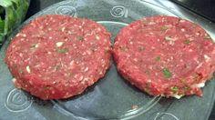 Carne de Hambúrguer de Caseiro