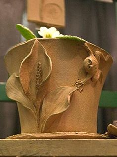 woodlands garden pottery