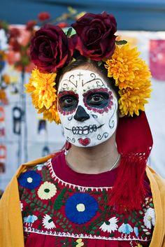 Full Skull Traditional by johnwilliamsphd, via Flickr