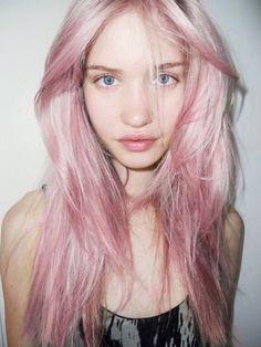 pink dye, pink hair dye, pastel pink hair, hair color pink, dye my ha Pink Hair Dye, Pastel Pink Hair, Dye My Hair, Pale Pink, Periwinkle Hair, Pink Dye, Pastel Grey, Pink Color, Pale Blue Eyes
