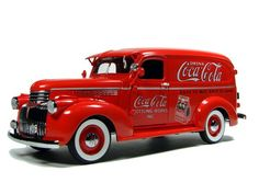 COCA COLA 1941 CHEVROLET:...Beep beep..Re-pin brought to you by agents of #Carinsurance at #Houseofinsurance in #Eugene/Springfield OR