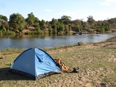 I can hear Lions Outside my Tent! - The Olifants River Backpack Trail Kruger National Park, National Parks, Wilderness Trail, Stuff To Do, Things To Do, Backpacking Trails, Lions, Outdoor Gear, I Can