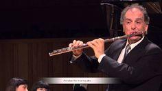 "Carl Reinecke: ""Undine"" Flute Sonata Op. 167- Claudio Barile - Paula Peluso"