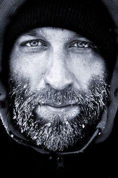 cold days (self-portrait) by Philipp Franceschini, via 500px