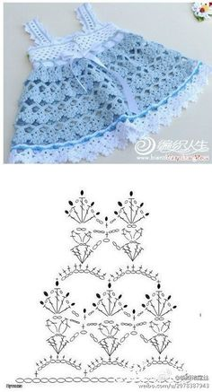 International Crochet Patterns lovely heirloom style baby
