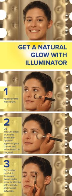 Using illuminator is the key to a natural glow. Our tutorial will show you how to use it.
