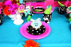 Autumn's 6th Birthday Birthday Party Ideas | Photo 9 of 22 | Catch My Party
