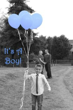 "Sibling gender reveal ""It's a boy! Pregnancy Reveal Pictures, Gender Reveal Pictures, Maternity Pictures, Baby Pictures, Sibling Gender Reveal, Gender Party, Maternity Photography, Photography Tips, Baby Must Haves"