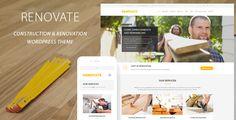 Themeforest WordPress: Renovate – Construction Renovation WordPress Theme on THEMEFOREST FREE DOWNLOAD http://themeforestfreedownload.com