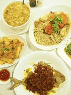 Strictly Ours :  Food, Fun & Travel : Lai Huat Signatures @ Far East Square