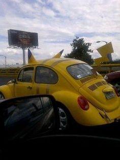 Pokemon (JORDANS 1ST CAR I SEE IT NOW)