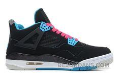 http://www.bejordans.com/308497019-air-jordan-4-retro-south-beach-black-dynamic-blue-vivid-pink-big-discount-kjwn3.html 308497-019 AIR JORDAN 4 RETRO SOUTH BEACH (BLACK DYNAMIC BLUE VIVID PINK) BIG DISCOUNT KJWN3 Only $138.00 , Free Shipping!