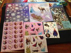 Disney's Frozen Sticker Lot