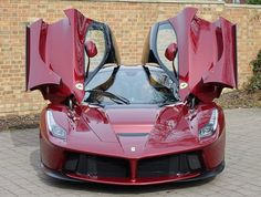 Cool Ferrari 2017: Rosso Rubino Ferrari LaFerrari for Sale at £2,795,000 in the UK - GTspirit... Car24 - World Bayers Check more at http://car24.top/2017/2017/03/29/ferrari-2017-rosso-rubino-ferrari-laferrari-for-sale-at-2795000-in-the-uk-gtspirit-car24-world-bayers/