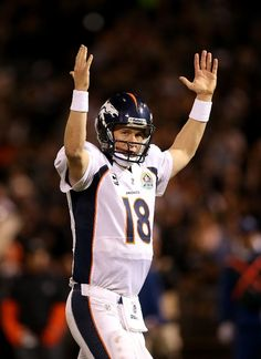 Peyton Manning - Sept. 5, 2013 - ties record with most TD passes in a single game with 7.