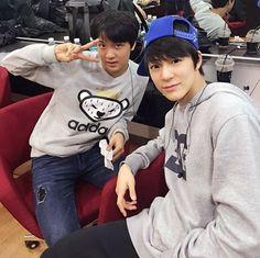 Donghyuck and Jeno #SMROOKIES