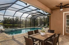 Longboat at LakeShore Ranch | Pool and Outdoor Dining