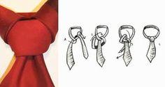 nudo  corbata de lazo