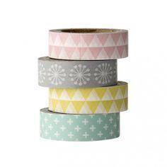 masking tape pastels