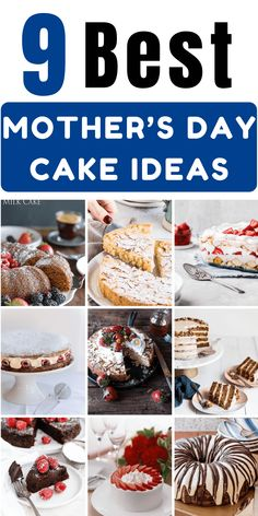 Holiday Cookies, Holiday Desserts, Holiday Baking, Holiday Recipes, Easy Homemade Cake, Homemade Cake Recipes, Mothers Day Cake, Happy Mothers Day, Delicious Cake Recipes