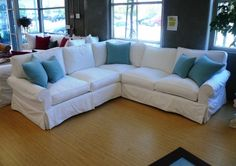 Ikea Ektorp Sectional In Risane Natural The Cover Is