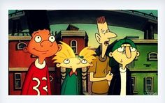 Hey Arnold. Another great 90's show.