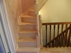 Attic staircase solution