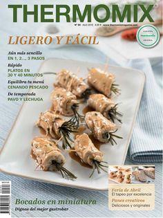 abr 16 ligero y fácil by undefined - issuu Food N, Sin Gluten, Make It Simple, Brunch, Tasty, Cooking, Healthy, Ideas Para, Trx